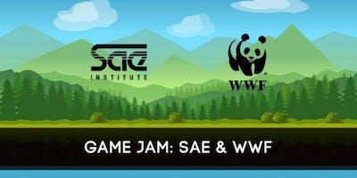Game Jam am SAE Institute Zürich - Start der Zusammenarbeit mit dem WWF!