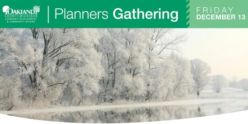 Planners Gathering - Holiday Gathering