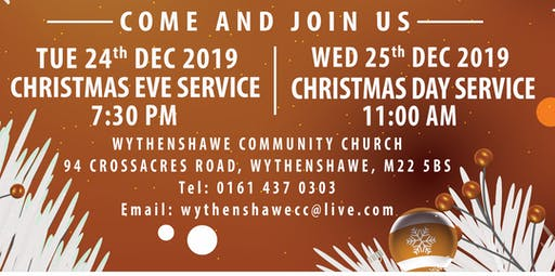WCC Christmas Eve Service