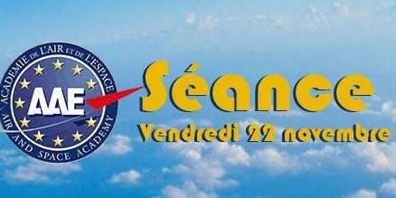 Séance solennelle de l'Académie de l'Air et de l'Espace 2019
