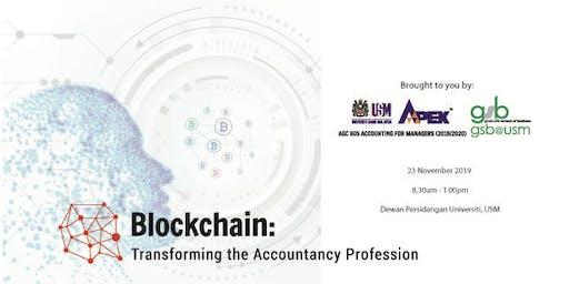 Blockchain: Transforming the Accountancy Profession