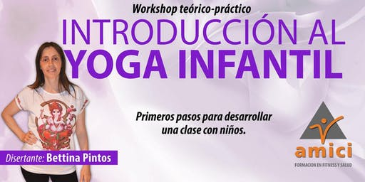 Introducción al YOGA INFANTIL