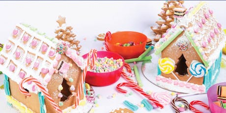 KRPS DIY Gingerbread House Decorating Night tickets