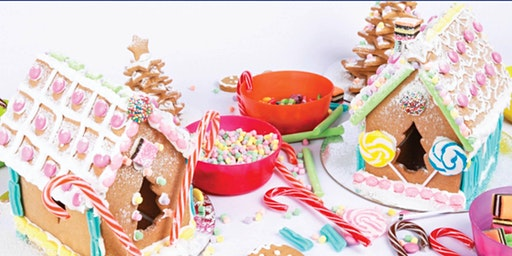 KRPS DIY Gingerbread House Decorating Night