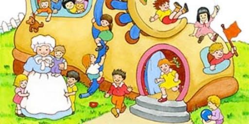 Story Explorers - World Nursery Rhyme special - Wed - Williamson Art Gallery10am