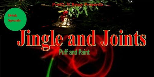Jolly Jingle Joints, Christmas Edition of Puff Puff Pass da Paint
