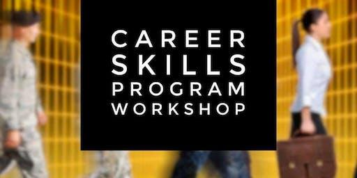 Career Skills Program Workshop