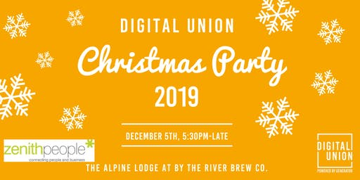 Digital Union Christmas Party