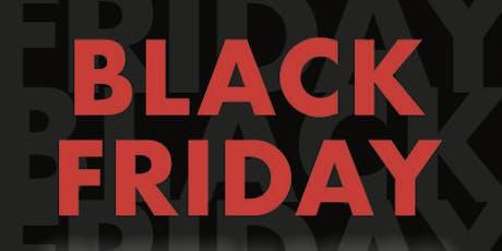 VIP Black Friday - Woodbury tickets