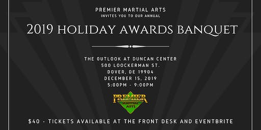 PMA Dover HOLIDAY AWARDS BANQUET - 2019