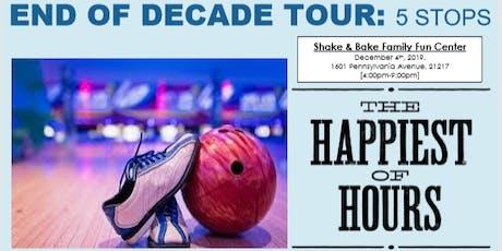 IBA Happy Hour: Shake & Bake tickets