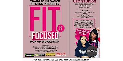 Charged Up Dance: Fit & Focused Pop Up Workshop Ft. (Jeanita Castille)