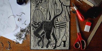 Atelier DIY: Imprime tes cartes pour les fêtes de fin d'année!
