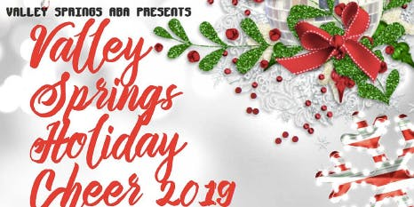 VALLEY SPRINGS HOLIDAY CHEER 2019