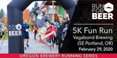 Vagabond Brewing 5k Fun Run tickets