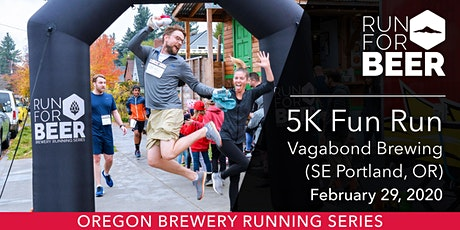Vagabond Brewing 5k Fun Run tickets