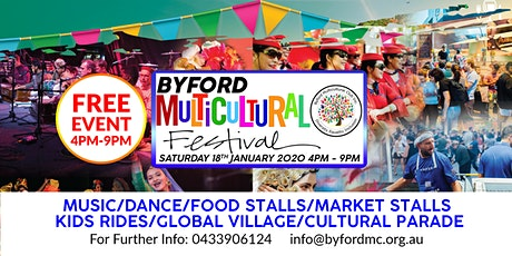 Byford Multicultural Festival tickets