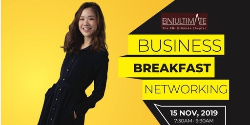 Ultimate Breakfast Networking Sharing : Are you ready for retirement?