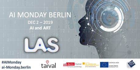 AI Monday Berlin - Dec 2 - AI and ART @ Kraftwerk tickets