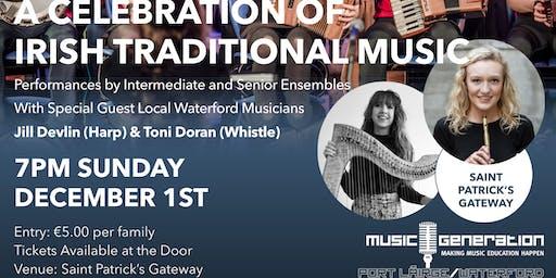 A Celebration of Irish Traditional Music