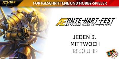 KeyForge Monats-Highlight: Ærnte-Hart-Fest