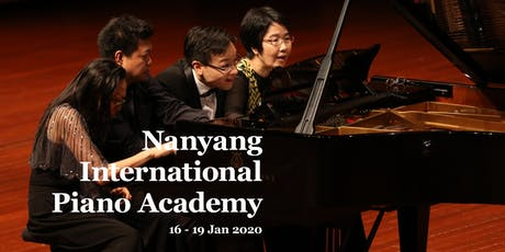 Nanyang International Piano Academy 2020 Opening Gala Concert tickets
