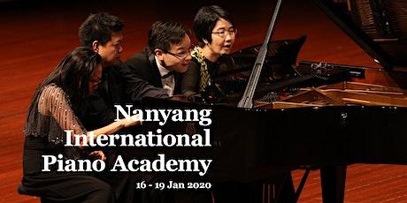 Nanyang International Piano Academy 2020 Opening Gala Concert tickets