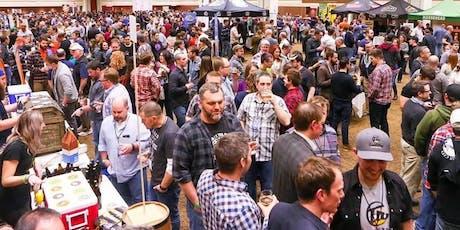 Fredericton Craft Beer Festival Volunteer tickets