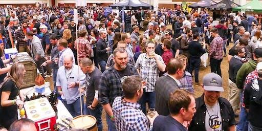 Fredericton Craft Beer Festival Volunteer