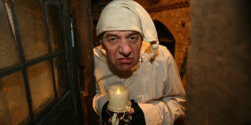 An Evening With Ebenezer Scrooge - Monday 16th December 2019