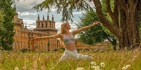 Yoga (PM) - Blenheim Palace tickets