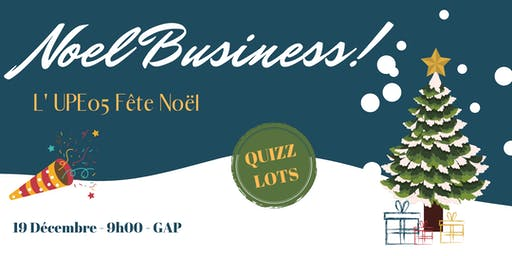 Gap | Noël Business de l'UPE 05