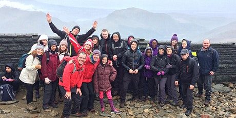 Snowdon Guided Day Walk tickets