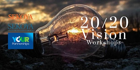 Sekoya Leadership 2020 Vision Workshop Cornwall tickets