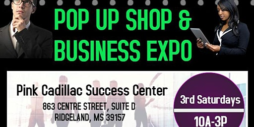 MS WIN Pop Up Shop & Business Expo