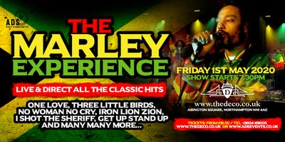 The Marley Experience at Deco Theatre