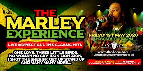 The Marley Experience at Deco Theatre tickets