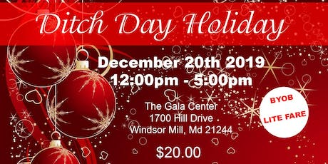 Ditch Day HoliDAY Party tickets