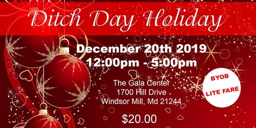 Ditch Day HoliDAY Party