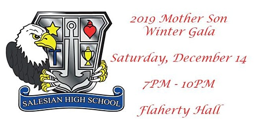 Mother Son Winter Gala 2019