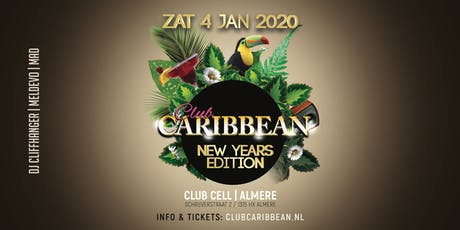 Club Caribbean New Years Edition 2020 tickets