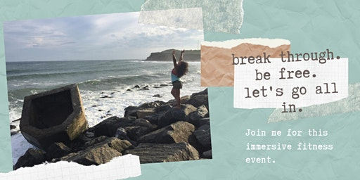 "The ""Break Free"" Event"