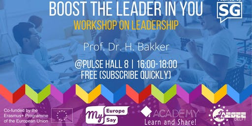 Leadership Workshop - Boost the leader in you!