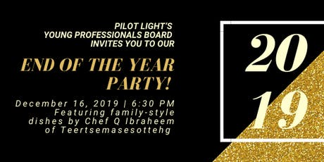 """Pilot Light - Young Professional Board """"Dinner Party"""" 