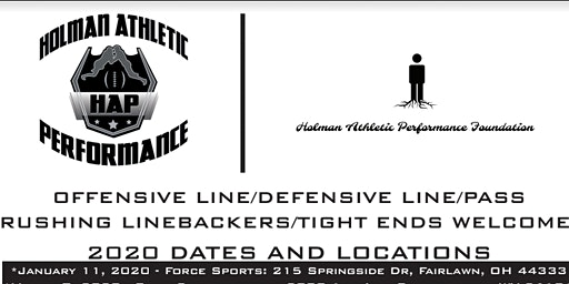 High School Lineman (OL/DL/TE/LB) Regional Camp