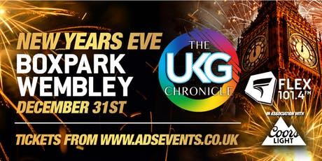 Flex FM in Conjunction with The UKG Chronicle @Boxpark, Wembley tickets
