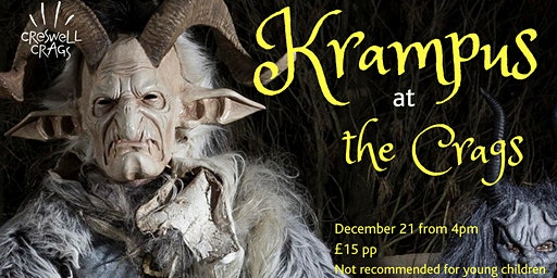 Krampus at the Crags