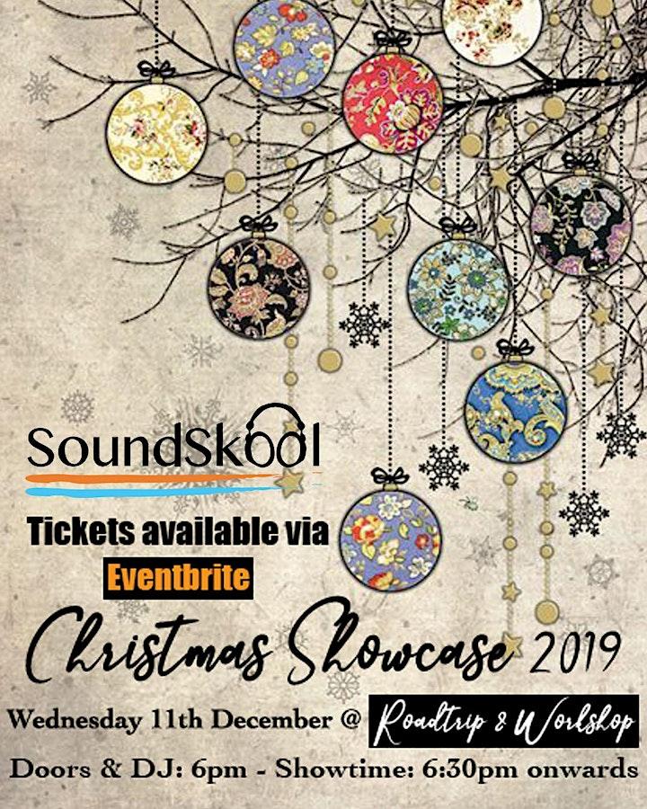 SoundSkool Xmas Show 2019 image