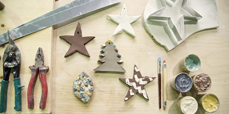 Make your own Christmas decorations. tickets