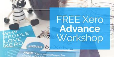 FREE Xero Advance Workshop - April 2020